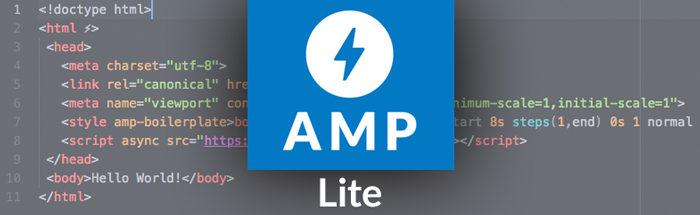 AMP Lite