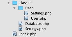 PHP Klassen