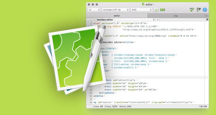 CotEditor - Texteditor für macOS