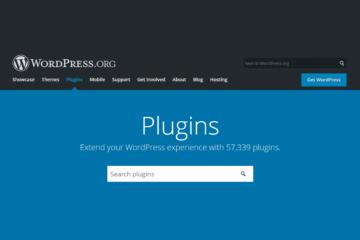 wordpress.org Pluginverzeichnis